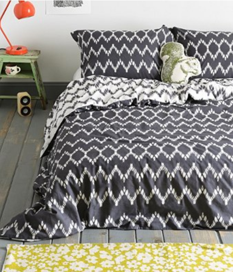 Urban Chevron Duvet