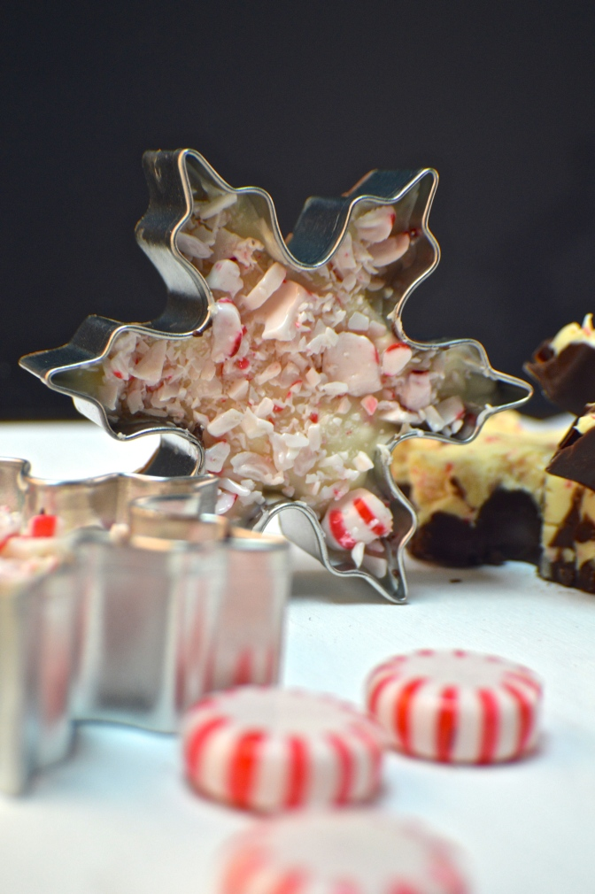 Peppermint Bark: Two Ways